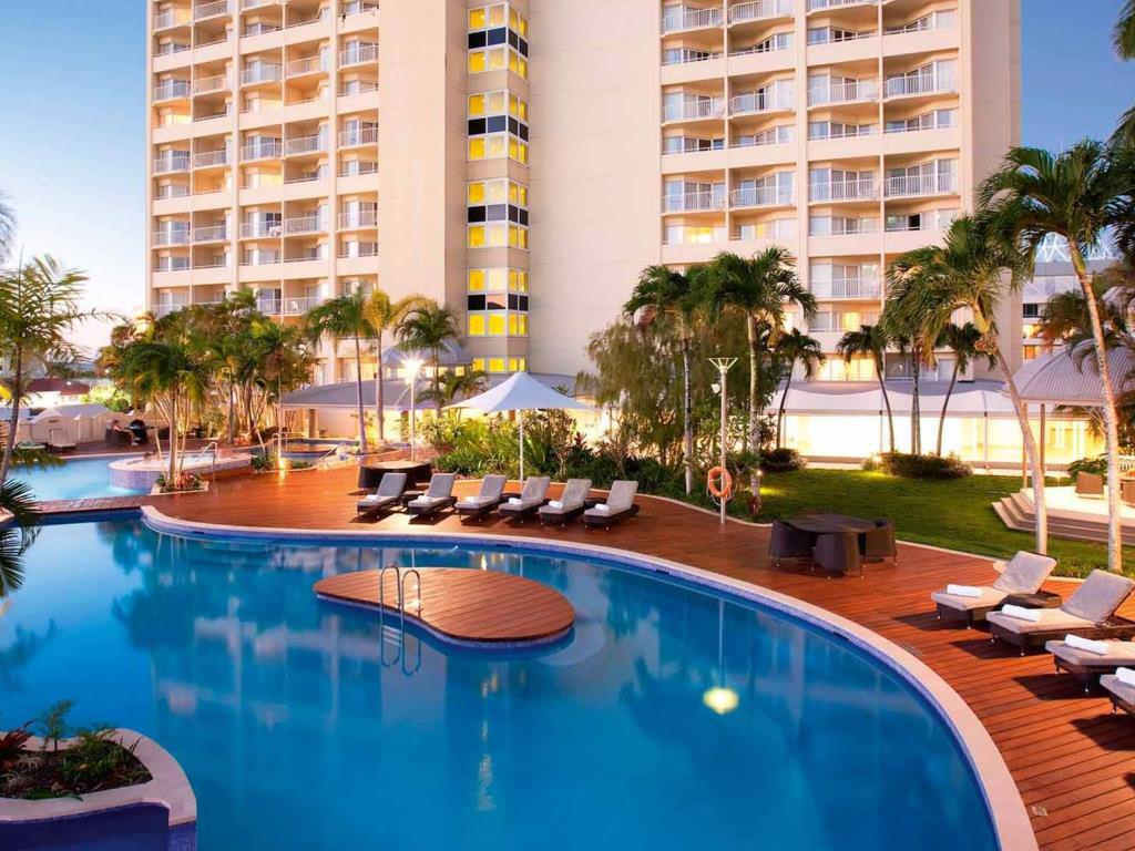 Ultimate list of best luxury hotels in Cairns City, Australia Pullman Cairns International