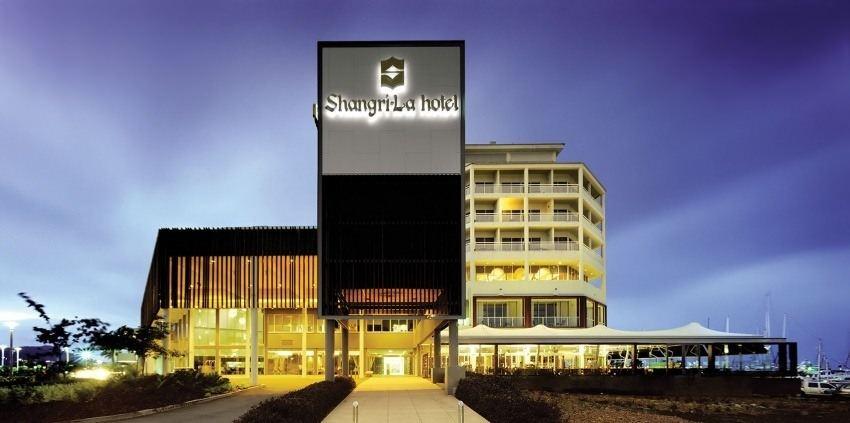 Ultimate list of best luxury hotels in Cairns City, Australia Shangri La Hotel