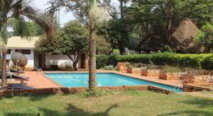 Ultimate list of best luxury hotels in Jinja, Uganda_Jinja Safari Hotel