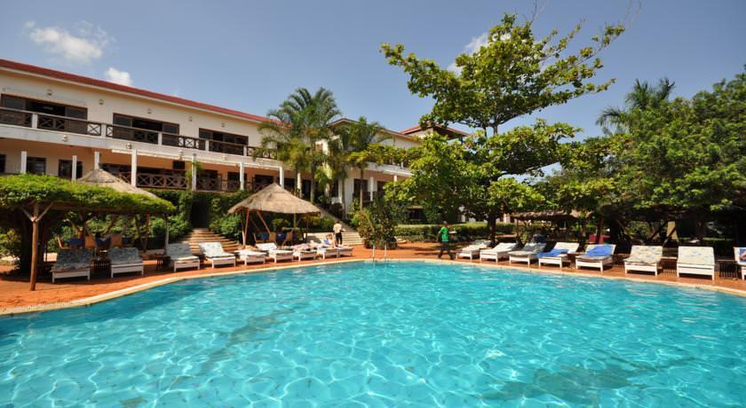 Ultimate list of best luxury hotels in Jinja, Uganda_Nile Hotel Jinja