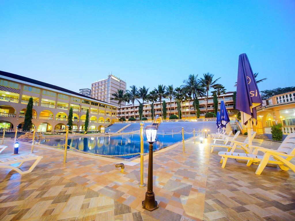 Ultimate list of best luxury hotels in Kampala, Uganda_Hotel Africana