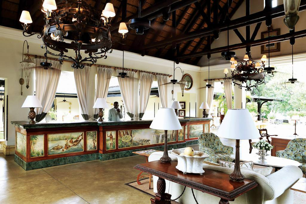 Ultimate list of best luxury hotels in Livingstone, Zambia_Royal Livingstone Hotel by Anantara