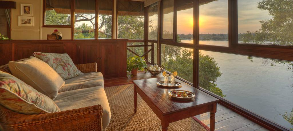 Ultimate list of best luxury hotels in Livingstone, Zambia_The River Club