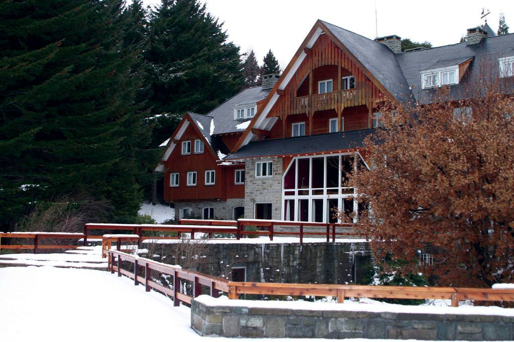 Witness the Beautiful Scenery from Hotel Tunquelen, San Carlos de Bariloche, Patagonia
