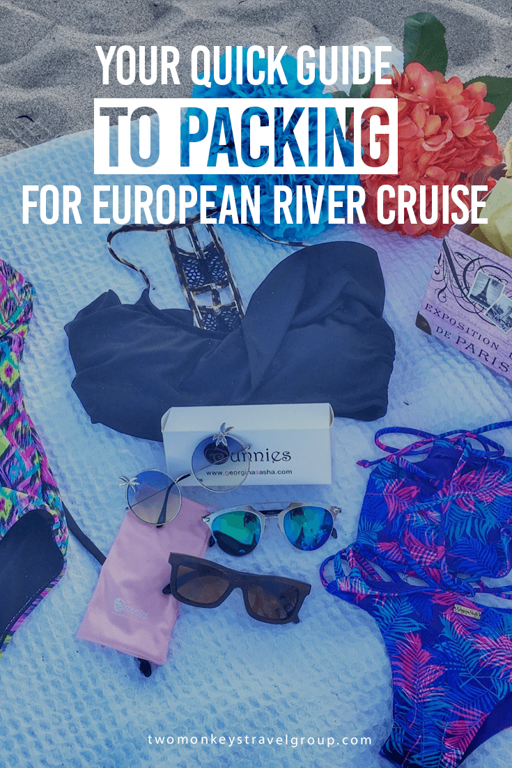 Your Quick Guide to Packing for European River Cruise