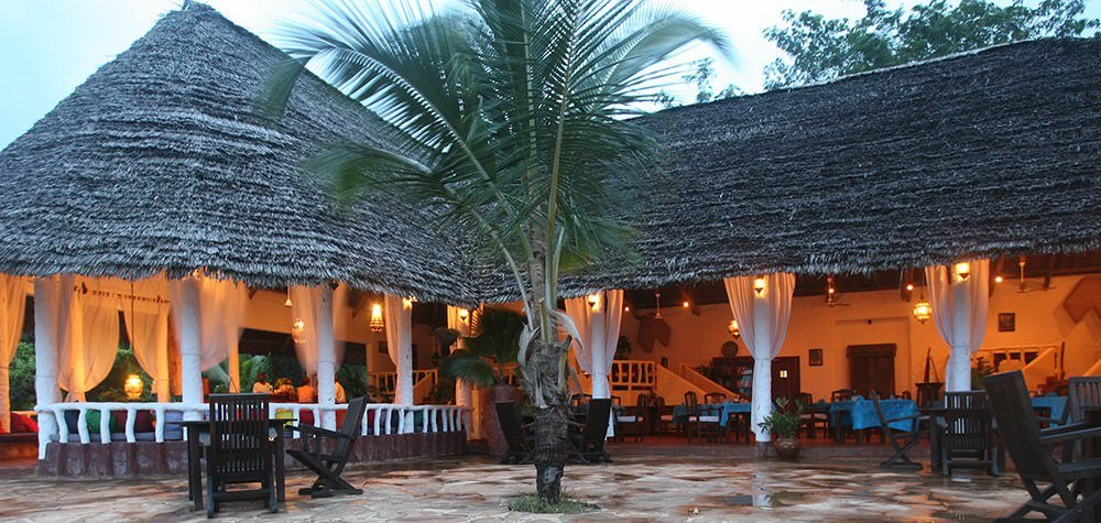 ultimate list of best hotels in Zanzibar Ndame Beach Lodge