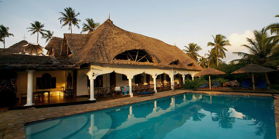 ultimate list of best hotels in Zanzibar Zanzibar Retreat Hotel