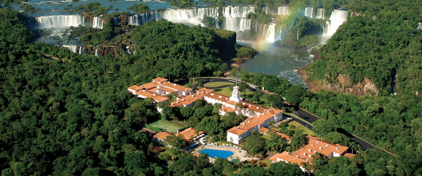 Ultimate List of Best Luxury Hotels in Brazil Foz Do Iguacu Belmond Hotel das Cataratas