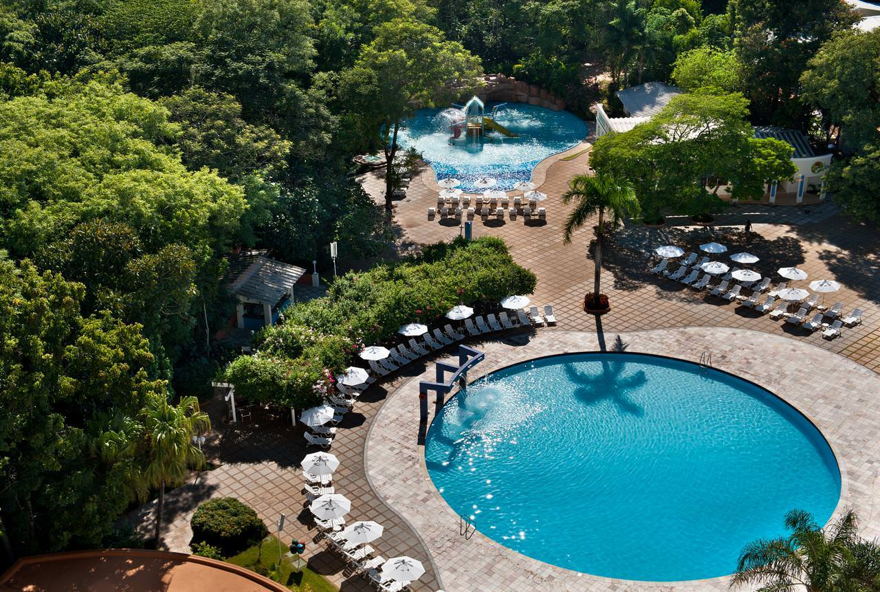 Ultimate List of Best Luxury Hotels in Brazil Foz Do Iguacu Bourbon Cataratas Convention and Spa resort