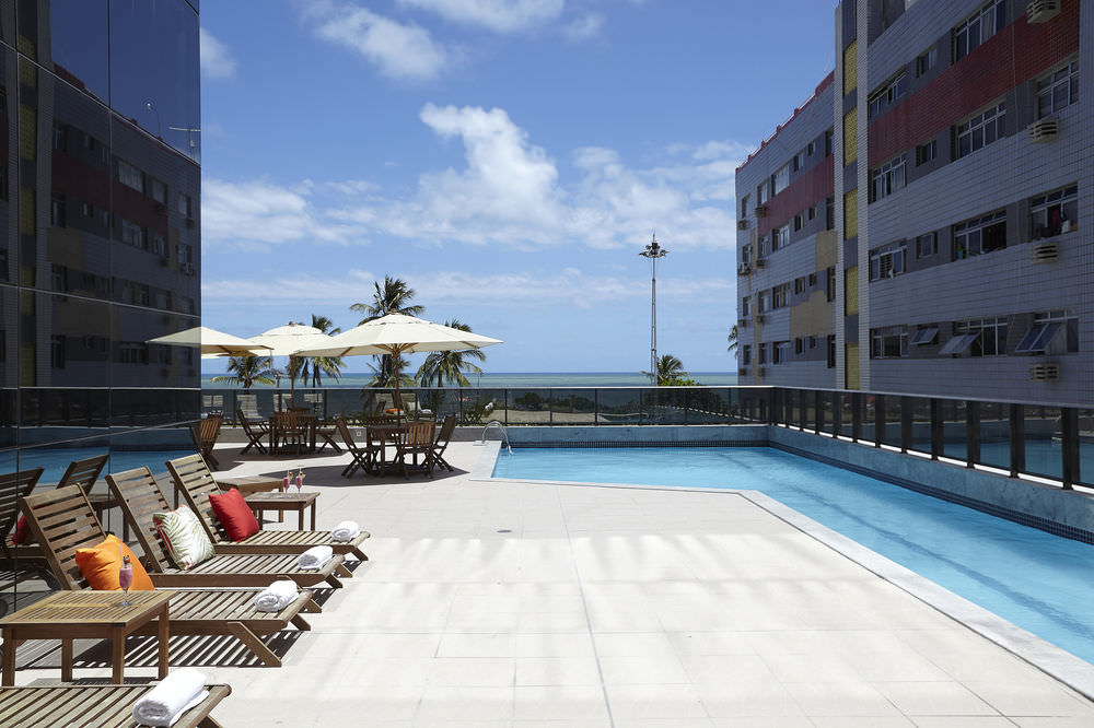 Ultimate List of Best Luxury Hotels in Brazil Recife Transamerica Prestige Beach Class International