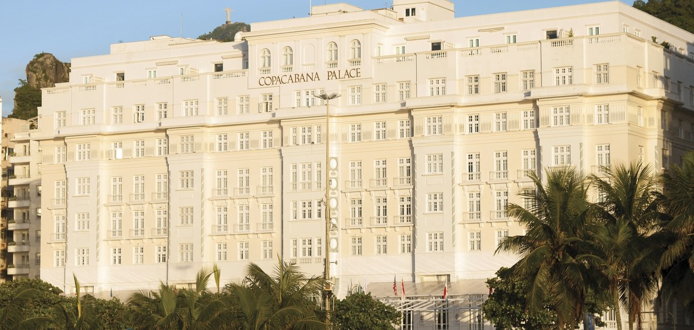 Ultimate List of Best Luxury Hotels in Brazil Rio de Janeiro Belmond Copacabana Palace