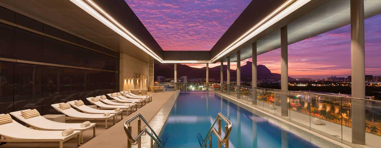 Ultimate List of Best Luxury Hotels in Brazil Rio de Janeiro Hilton Barra Rio de Janeiro