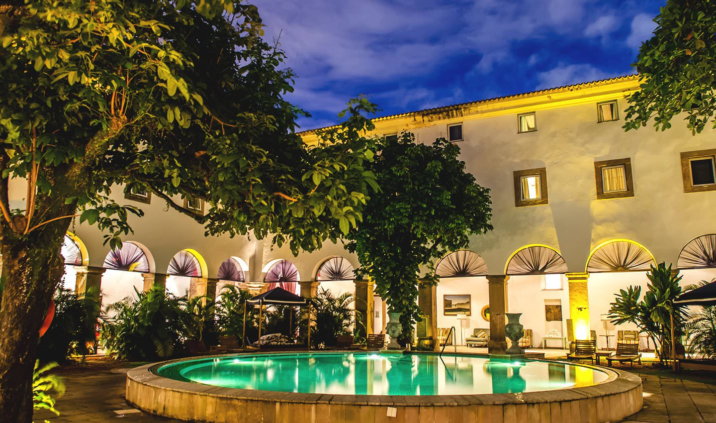 Ultimate List of Best Luxury Hotels in Brazil Salvador Pestana Convento do Carmo