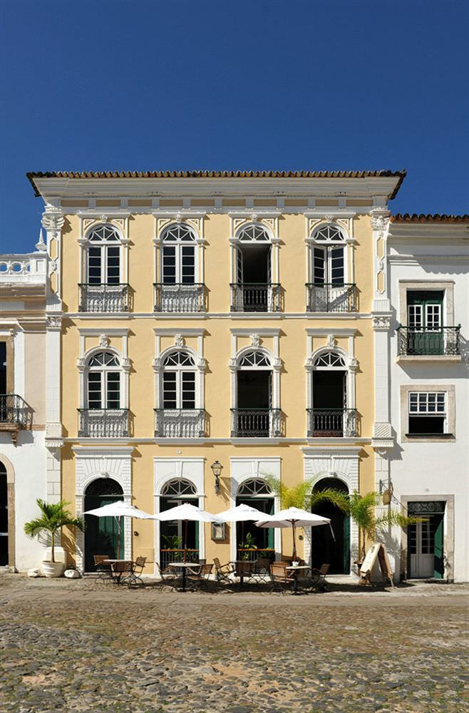 Ultimate List of Best Luxury Hotels in Brazil Salvador Villa Bahia
