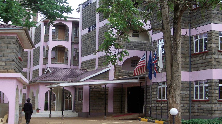 ultimate list of best (luxury or backpacker) hotels (or hostels) in (Kitale, Kenya) (Skynest county hotel)