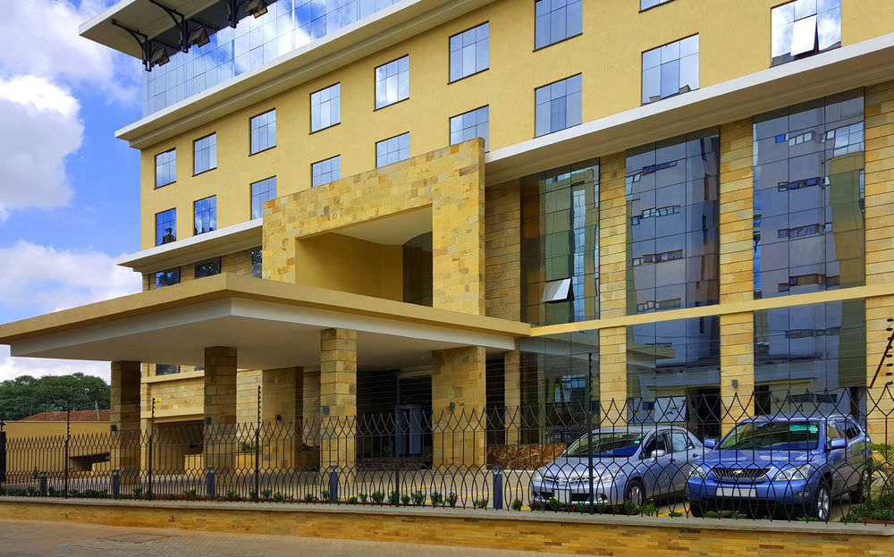 ultimate list of best (luxury or backpacker) hotels (or hostels) in (Nairobi, Kenya) (Amber Hotel)