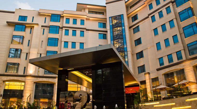 ultimate list of best (luxury or backpacker) hotels (or hostels) in (Nairobi, Kenya) (Dusit D2 Hotel)