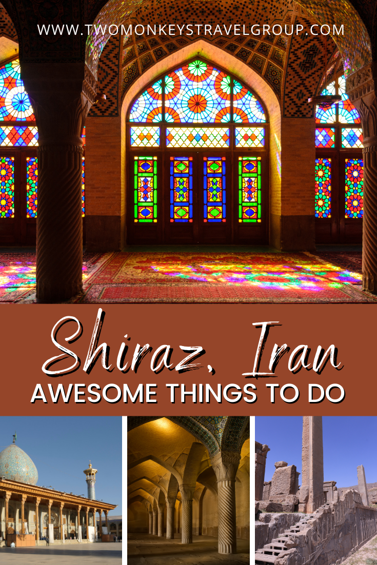 7 Awesome Things to Do in Shiraz, Iran @ilmioiran