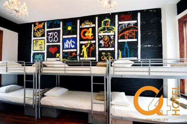 Best List of Hostels in Brooklyn, New York - Q4 Hotel
