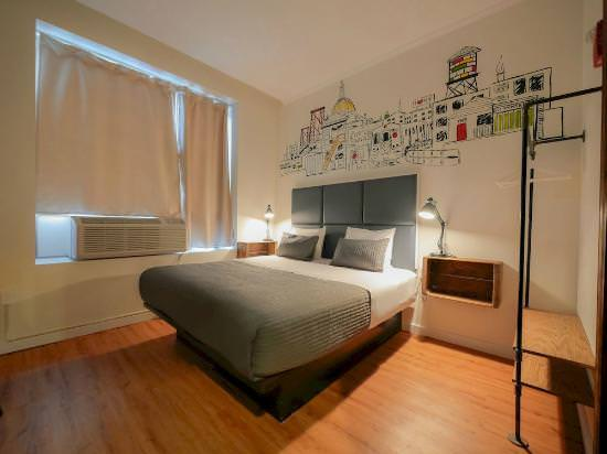 Best List of Hostels in New York City, New York - City Rooms NYC Chelsea