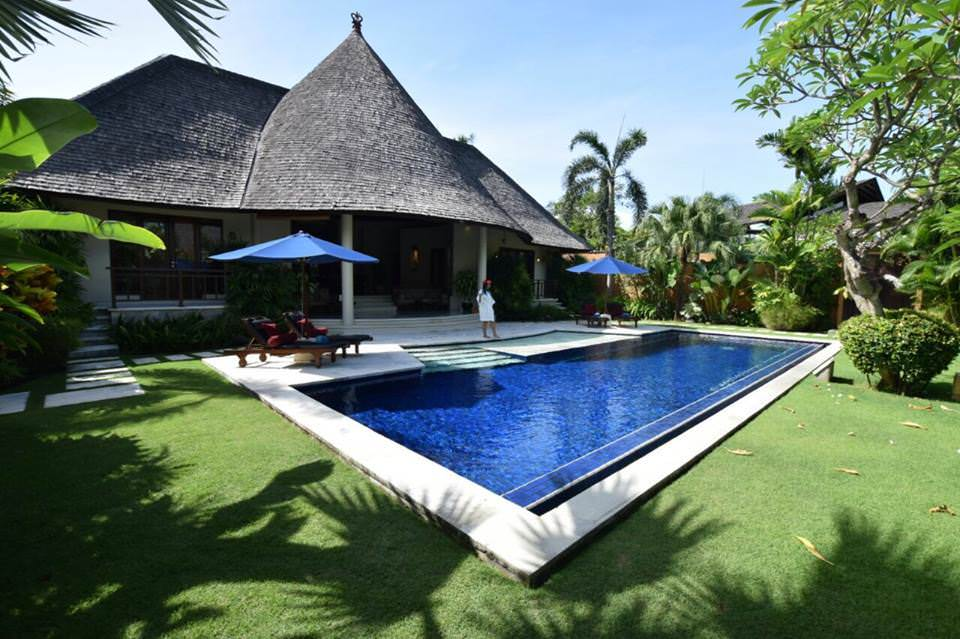 The Kunja Villa Bali Indonesia, the Ideal Luxury Accommodation for Honeymooners and Group Travellers