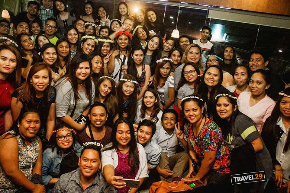 The Two Monkeys Meetup in the Philippines with Readers and Kaladkarins - Manila and Cebu