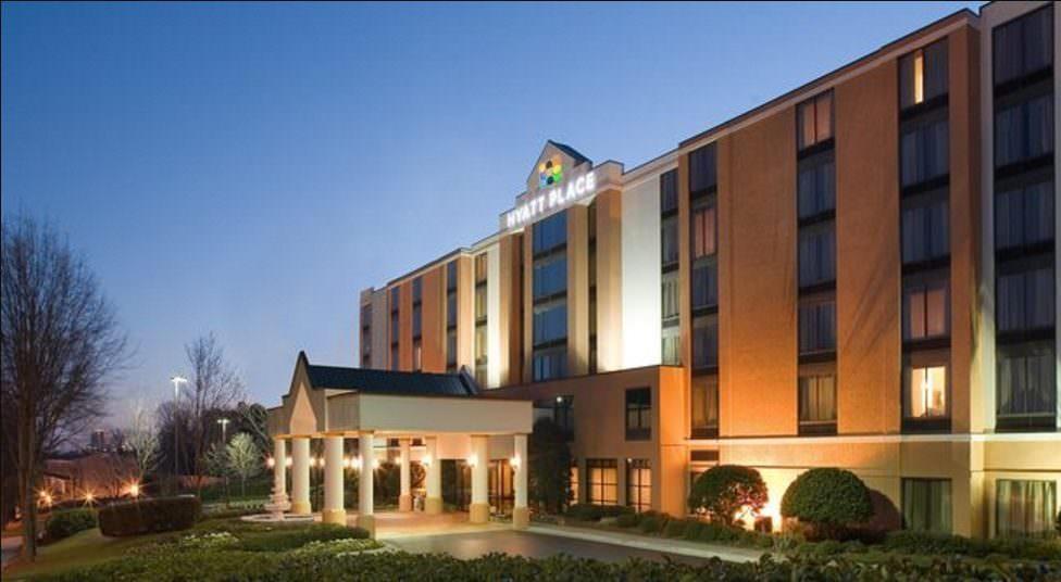 Ultimate List of Best Luxury Hotels in Baton Rouge City, Louisana, Hyatt Place Baton Rouge