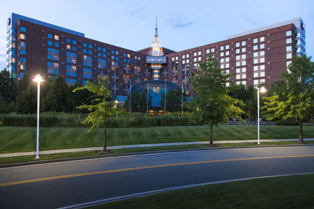Ultimate List of Best Luxury Hotels in Boston, Massachusetts, Hilton Boston Logan Airport Hotel