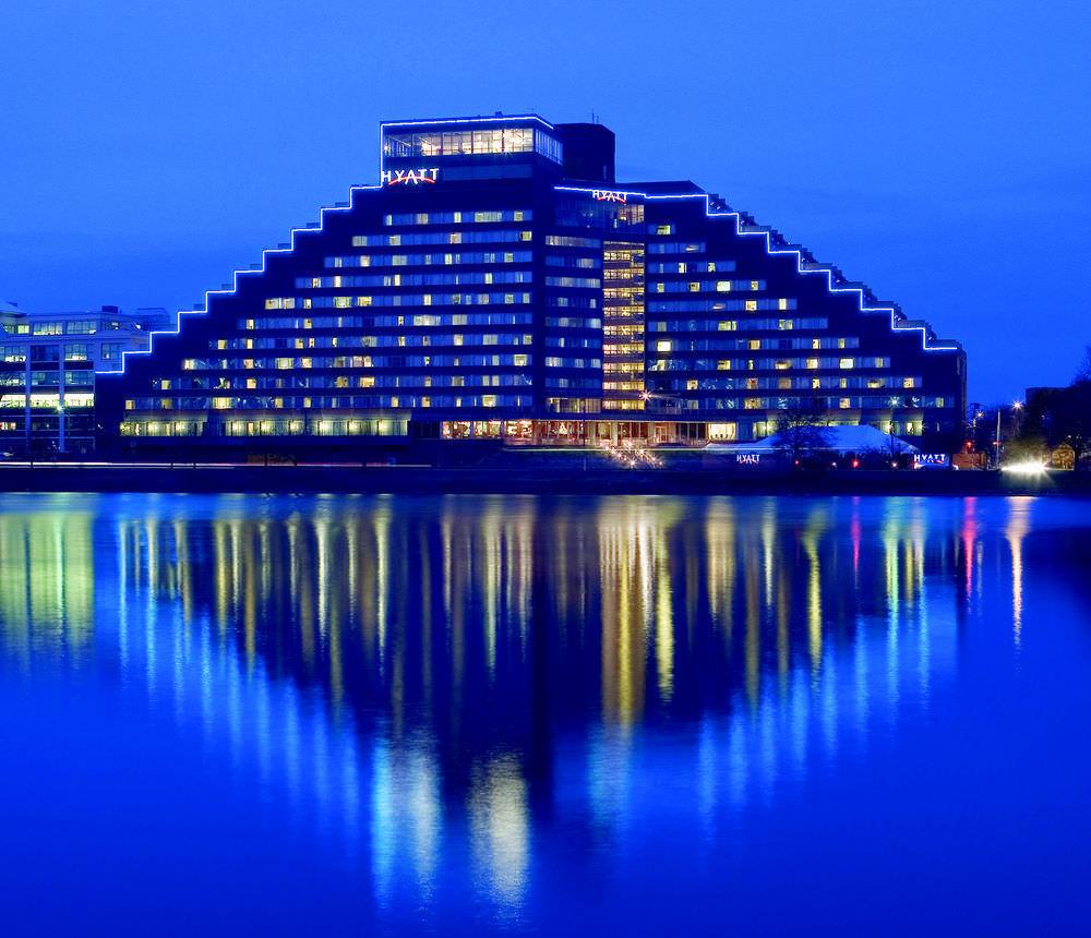 Ultimate List of Best Luxury Hotels in Cambridge, Massachusetts, Hyatt Regency Cambridge