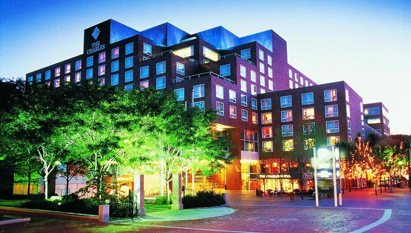Ultimate List of Best Luxury Hotels in Cambridge, Massachusetts, The Charles Hotel in Harvard Square