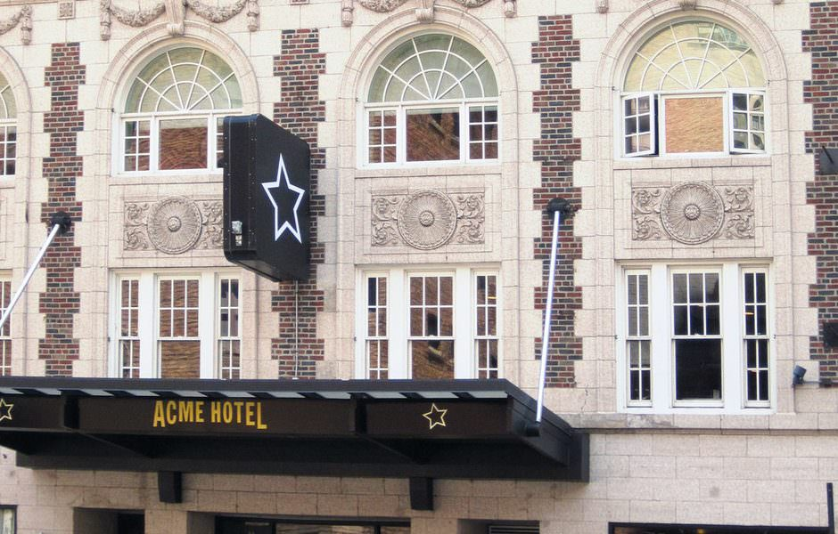 Ultimate List of Best Luxury Hotels in Chicago City, Illinois, ACME Hotel Company Chicago