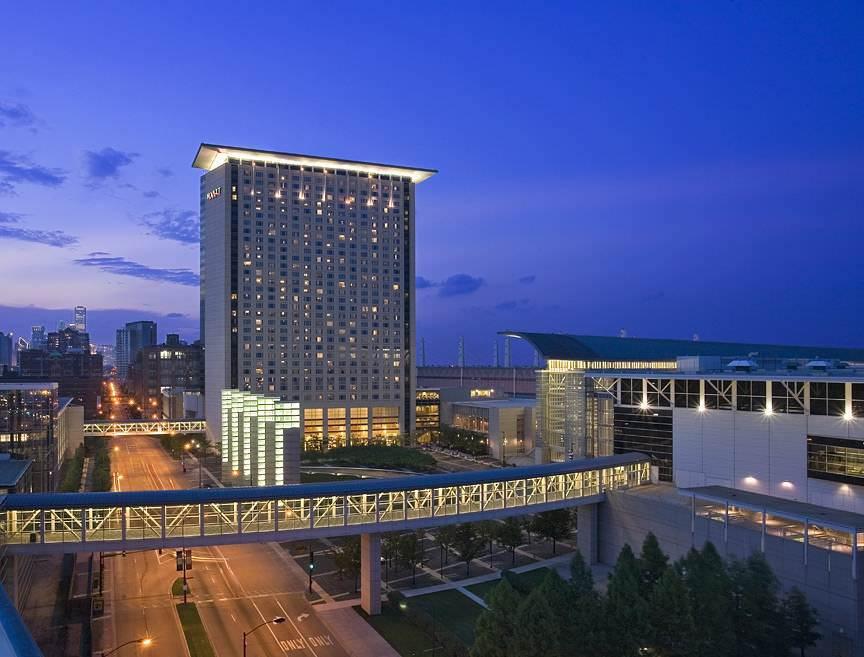 Ultimate List of Best Luxury Hotels in Chicago City, Illinois, Chicago, Hyatt Regency McCormick Chicago