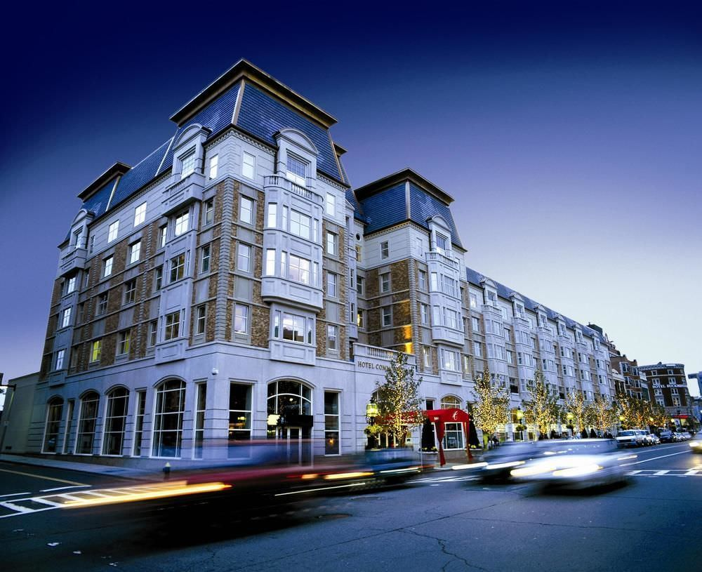 List of the best luxury hotels in massachusetts usa for Best value luxury hotels