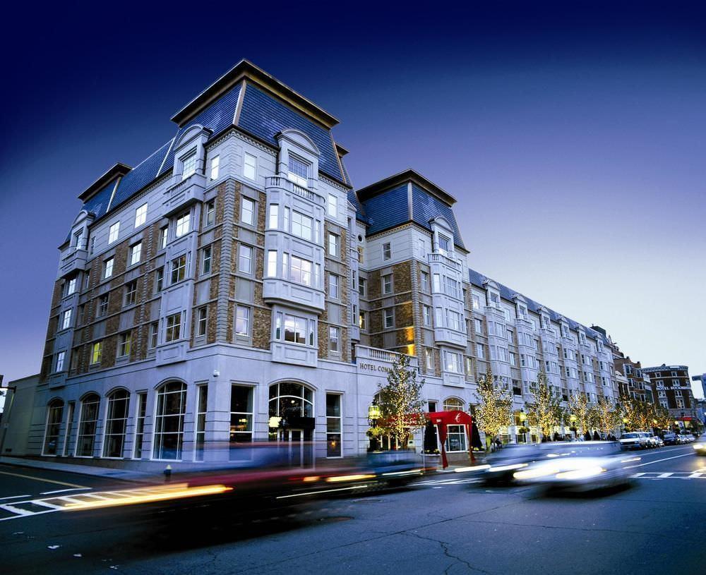 Ultimate List of Best Luxury Hotels in Fenway Kenmore, Hotel Commonwealth