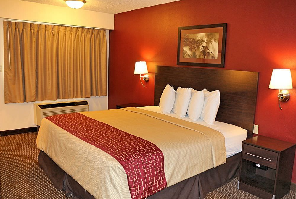 Ultimate List of Best Luxury Hotels in Franklin, Michigan City, Red Roof Inn Michigan City