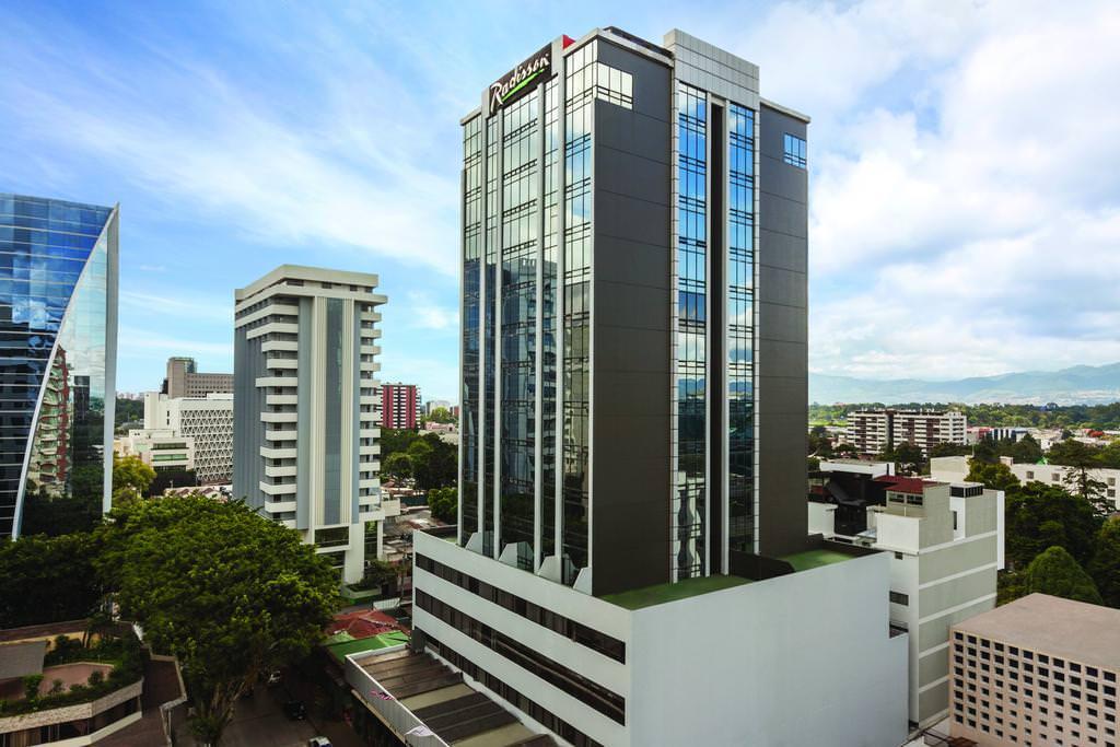 Ultimate List of Best Luxury Hotels in Guatemala Radisson Hotel & Suites Guatemala City