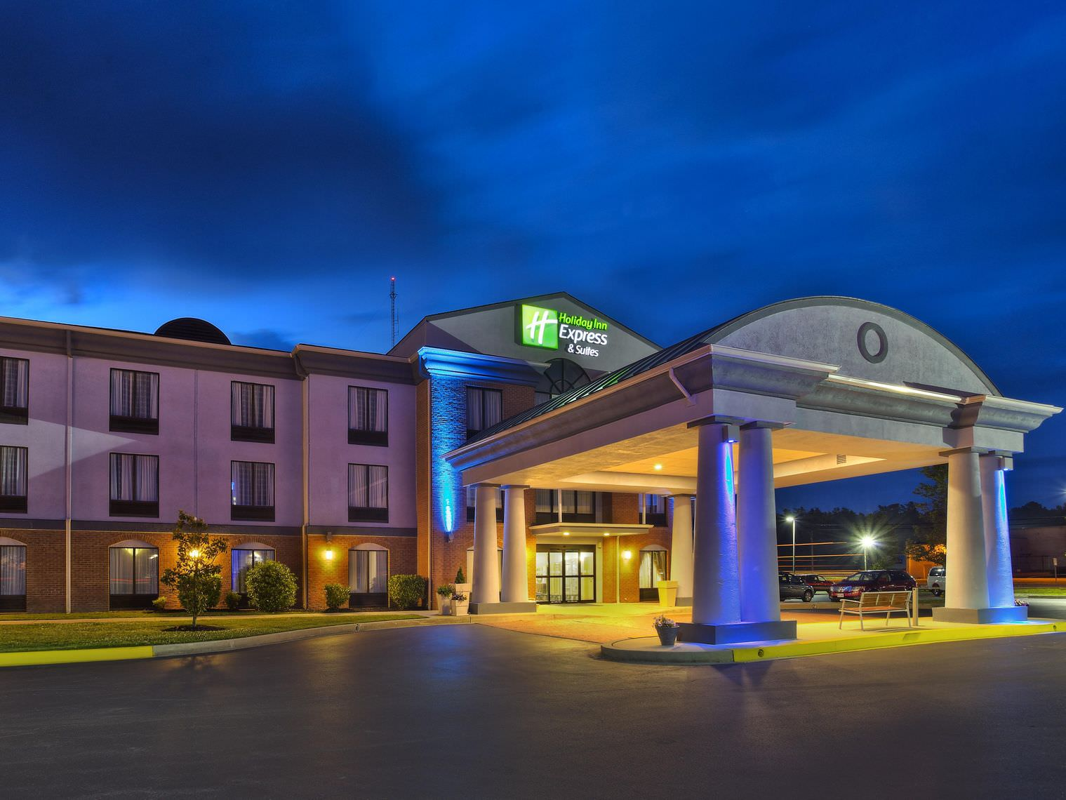 Ultimate List of Best Luxury Hotels in Harrington, Delaware, Holiday Inn Express Hotel and Suites Harrington - Dover Area