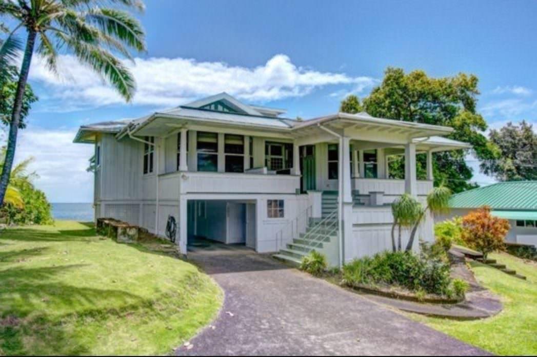 Ultimate List of Best Luxury Hotels in Hilo, Hawaii, Hilo Bay Oceanfront Bed & Breakfast