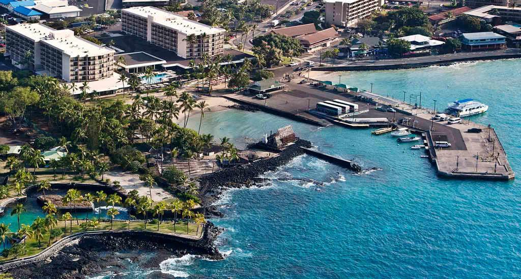 Ultimate List of Best Luxury Hotels in Hilo, Hawaii, Hilo Courtyard by Marriott King Kamehameha's Kona Beach Hotel