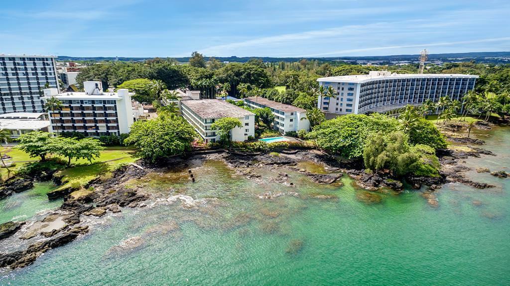 Ultimate List of Best Luxury Hotels in Hilo, Hawaii, Pagoda Hilo Bay Hotel