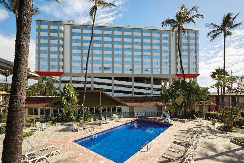 Honolulu Airport Hotels With Free Shuttle