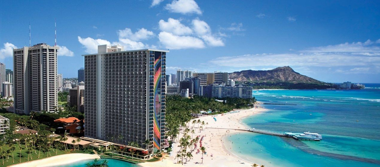 Ultimate List of Best Luxury Hotels in Honolulu, Hawaii, Hilton Hawaiian Village Hotel