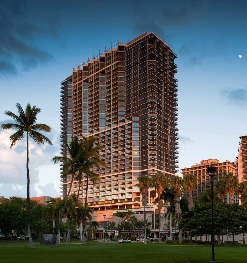 Ultimate List of Best Luxury Hotels in Honolulu, Hawaii, Trump International Hotel Waikiki