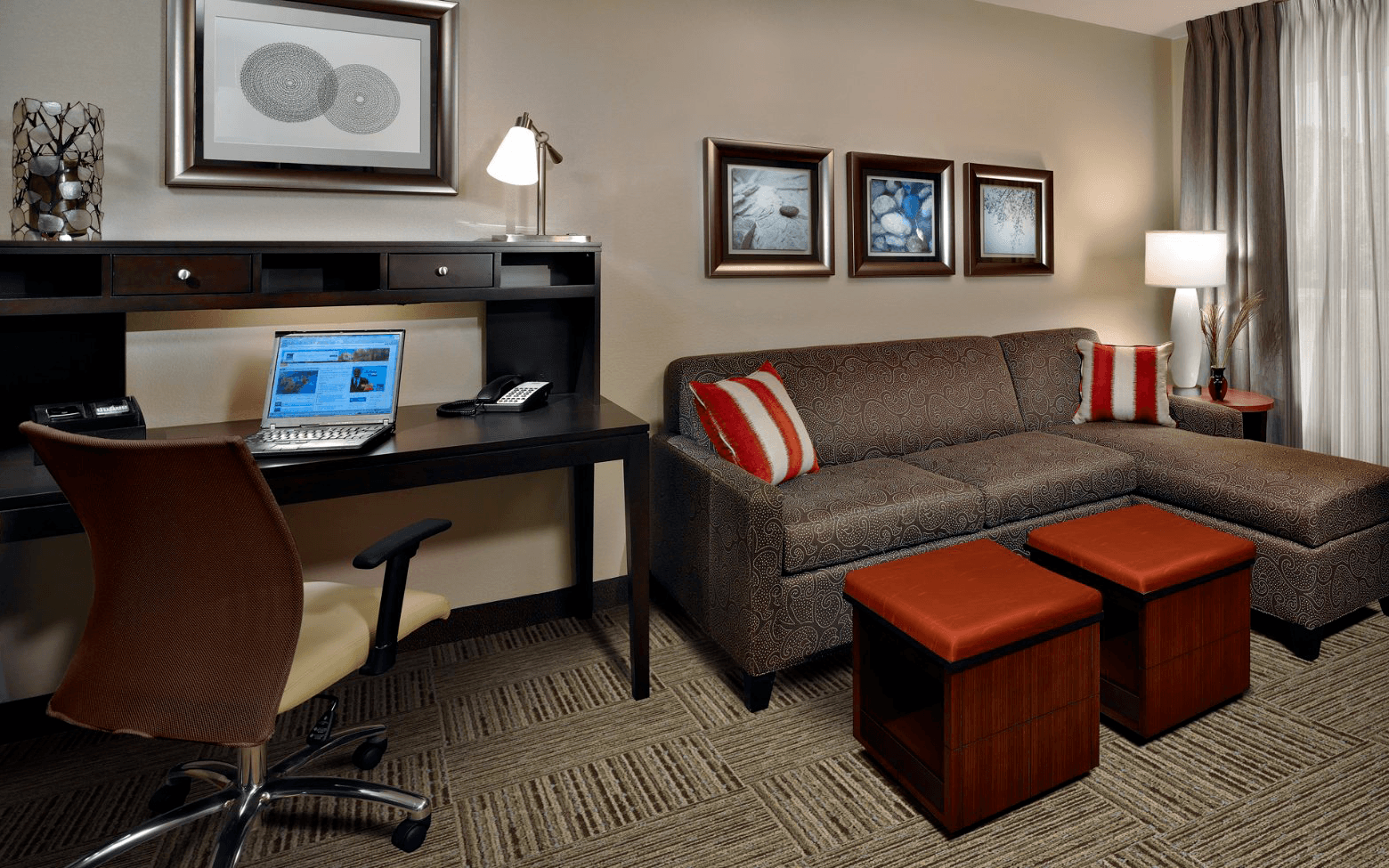 Ultimate List of Best Luxury Hotels in Iowa, USA Staybridge Suites Des Moines Downtown