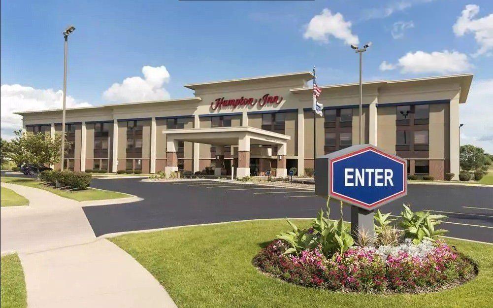 Ultimate List of Best Luxury Hotels in Joliet City, Illinois, Hampton Inn Joliet I-80 Hotel