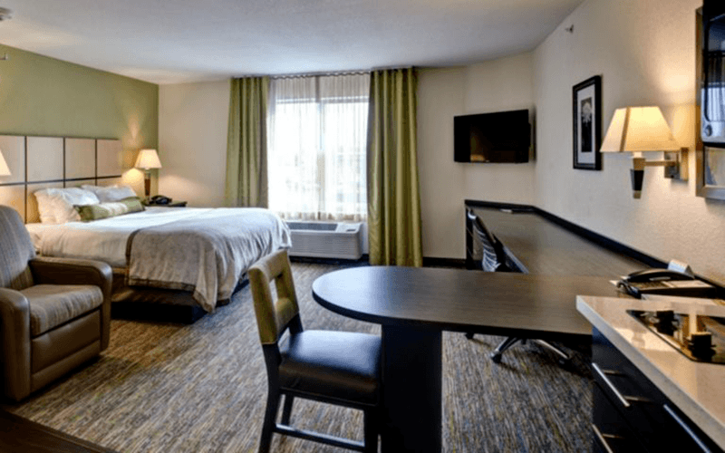 Ultimate List of Best Luxury Hotels in Kansas, USA Candlewood Suites Manhattan