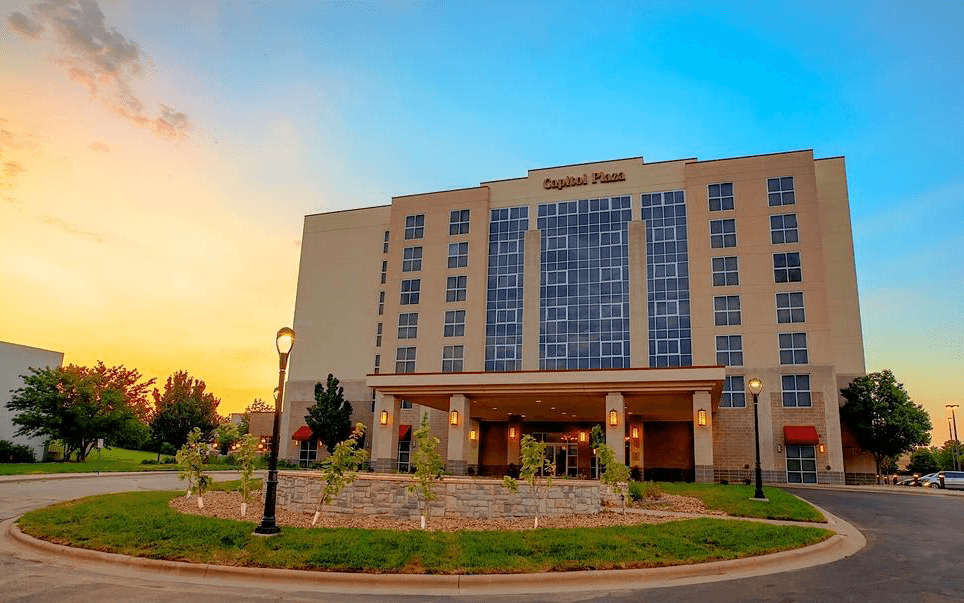 Ultimate List of Best Luxury Hotels in Kansas, USA Capitol Plaza Hotel Topeka