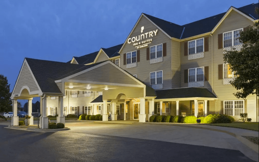 Ultimate List of Best Luxury Hotels in Kansas, USA Country Inn and Suites by Carlson Salina