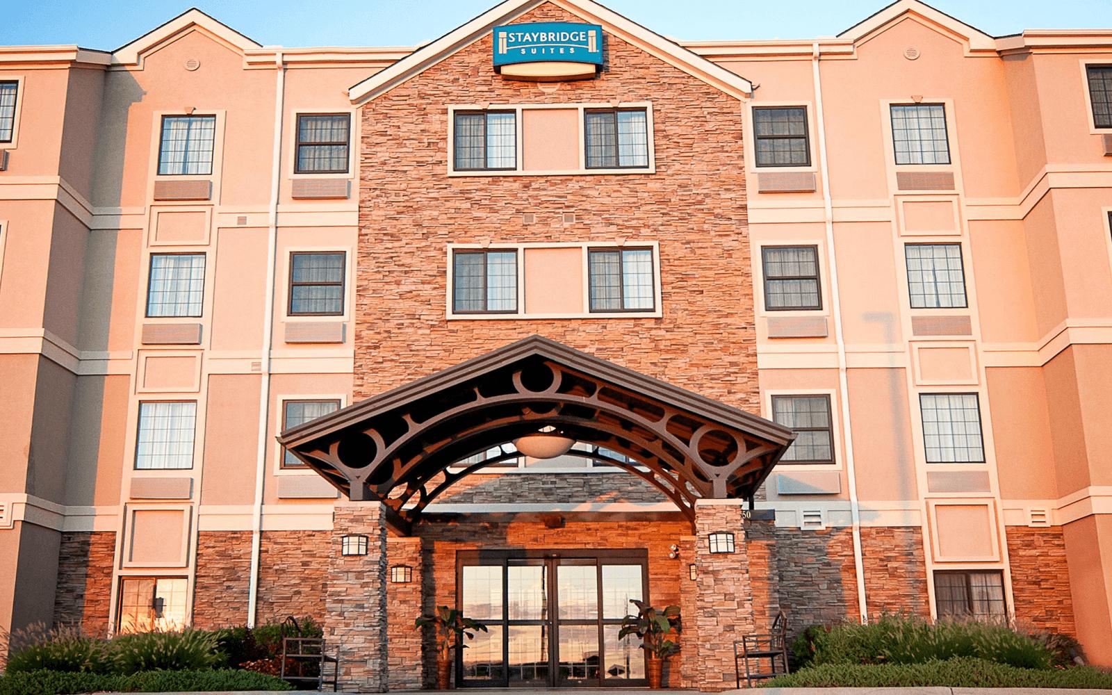 Ultimate List of Best Luxury Hotels in Kansas, USA Staybridge Suites Wichita