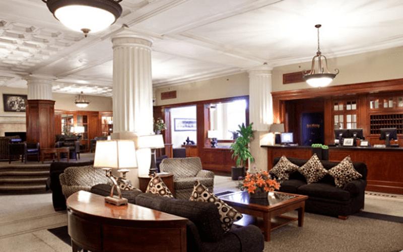Ultimate List of Best Luxury Hotels in Kansas, USA The Eldridge Hotel